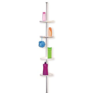 Expandable 4-tier Corner Shower Caddy