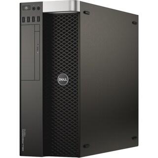 Dell Precision T3610 Tower Workstation - 1 x Intel Xeon E5-1620 v2 3.