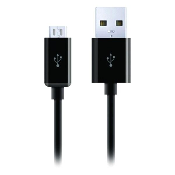 Cygnett Black Micro USB Cable