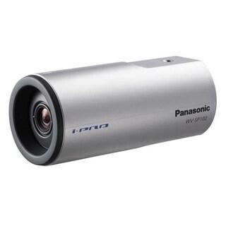 Panasonic i-Pro WV-SP102 Network Camera - Color, Monochrome