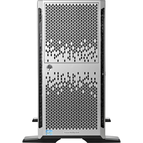 HP ProLiant ML350p G8 5U Tower Server - 2 x Intel Xeon E5-2670 v2 Dec