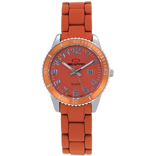 Seapro Women's Rainbow Orange Watch