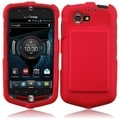 BasAcc Red Case for Casio G'zOne Commando 4G LTE C811