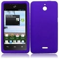 BasAcc Purple Silicone Case for Huawei Ascend Plus H881C