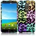 BasAcc Colorful Leopard Case for LG G2