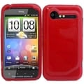 BasAcc Red TPU Case for HTC Incredible 2 II 6350