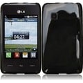 BasAcc Black TPU Case for LG 840G