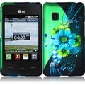 BasAcc Sublime Flower Case for LG 840G