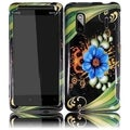 BasAcc Aqua Flower for HTC Evo Design 4G/ Hero S Kingdom