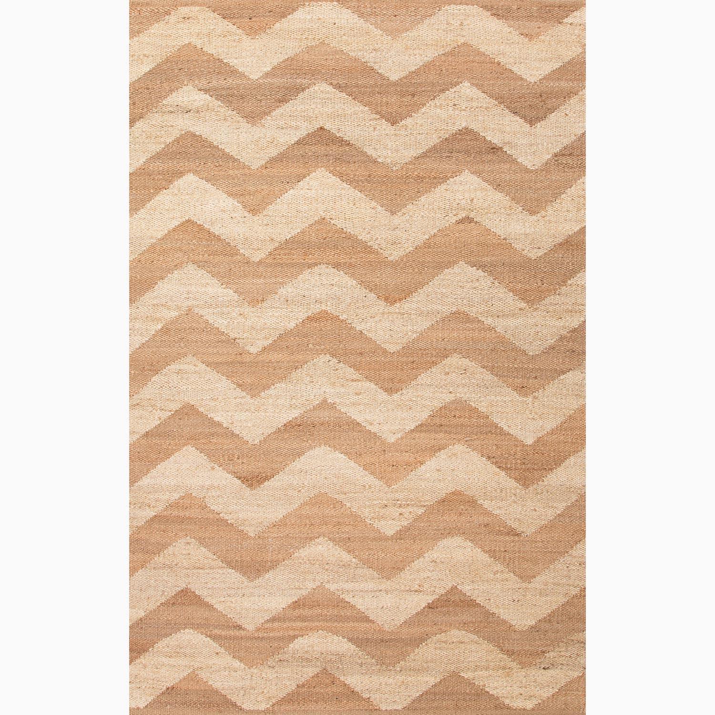 Handmade Ivory/ Taupe Jute Eco-friendly Rug (8 x 10)