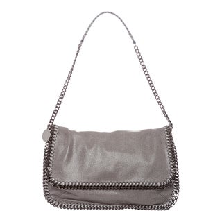 Stella McCartney Shaggy Deer Falabella Shoulder Bag
