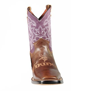 Minnesota Vikings Junior Western Boots
