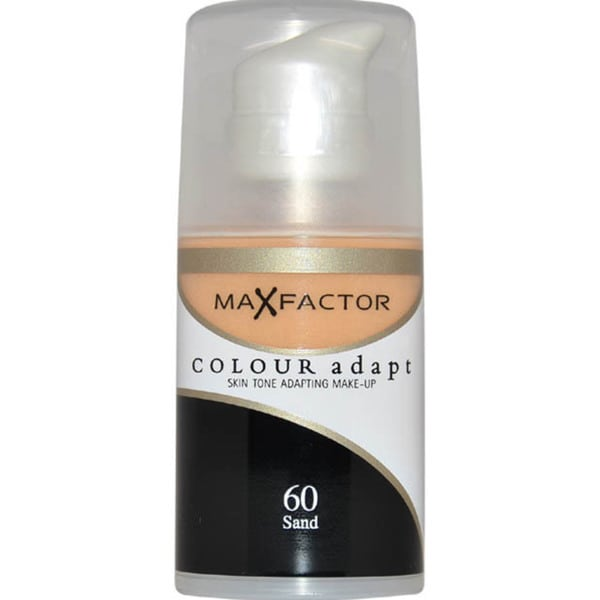Max Factor Colour Adapt Skin Tone Adapting #60 Sand Makeup