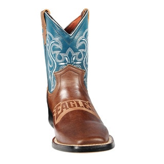 Philadelphia Eagles Junior Western Boots