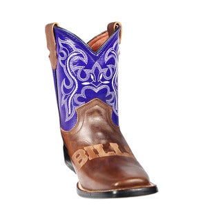 Buffalo Bills Junior Western Boots