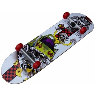Shaun White Street Series Hot Rod Complete Skateboard