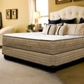 Natures Rest Repose King-size Firm Latex Mattress and Foundation Set