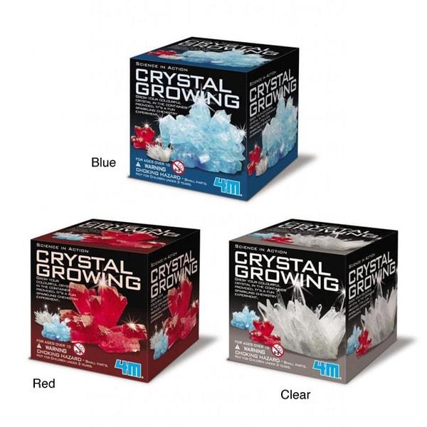 4M Science Series Crystal Growing Kit