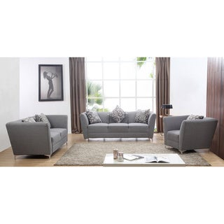 Ricordi 3-piece Modern Living Room Collection