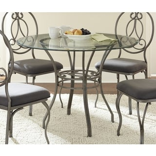 Captiva Glass Top Dining Table