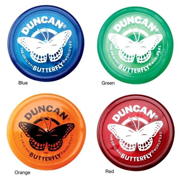 Toysmith Duncan Butterfly Yo-Yo