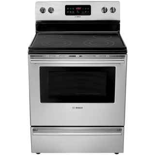 Bosch Ascenta Series 30-inch Freestanding Electric Range