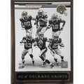 2013 New Orleans Saints Plaque