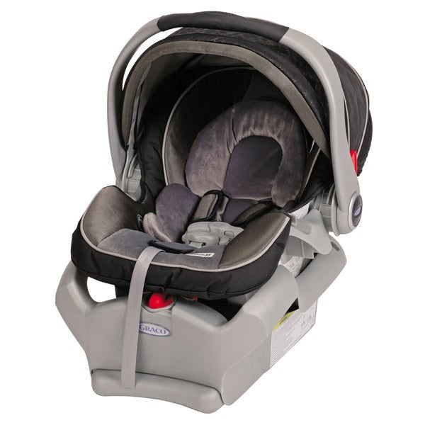 Graco Classic Connect SnugRide 35LX Infant Car Seat in Flint