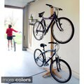 Gear Up Oak Rak Floor To Ceiling Bike Freestand