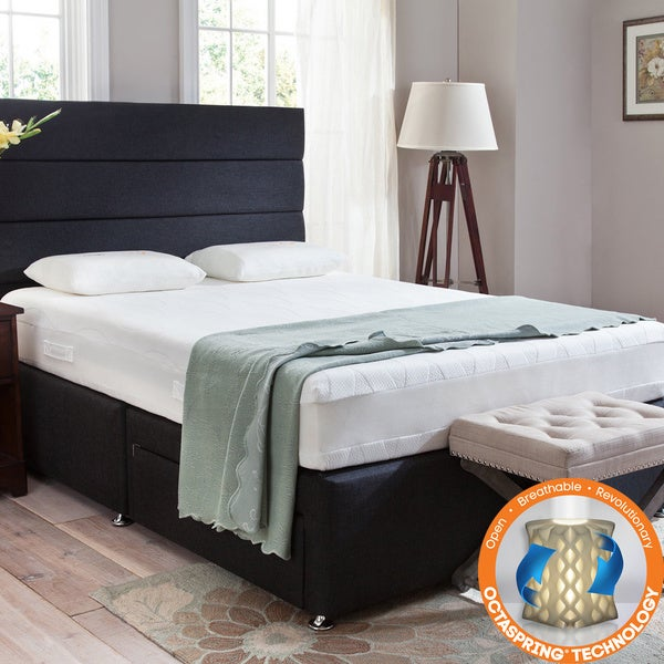 Octaspring Ortho Supreme 10-inch Queen-size Memory Foam Mattress