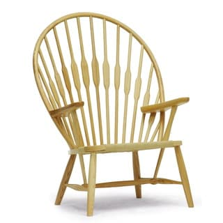 Newlin Modern Windsor Style Accent Chair