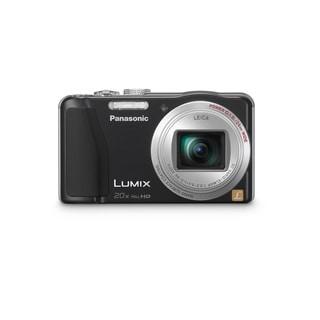 Panasonic Lumix DMC-ZS19 14.1MP Black Digital Camera
