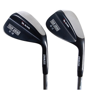 Ram Tour Grind Black 52 and 60 Wedges