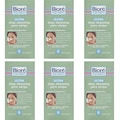 Biore Ultra Deep Cleansing Pore Strips (Pack of 6)
