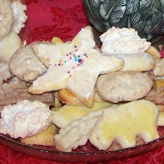 German Christmas Cookie Assortment (1 pound)