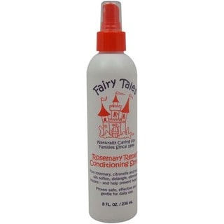 Fairy Tales for Kids Rosemary Repel Leave-in 8-ounce Conditioning Spray