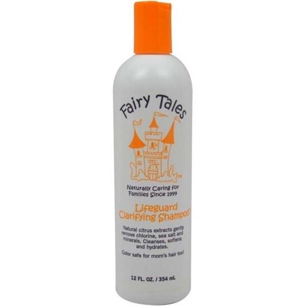 Fairy Tales for Kids Rosemary Lifeguard 12-ounce Clarifying Shampoo