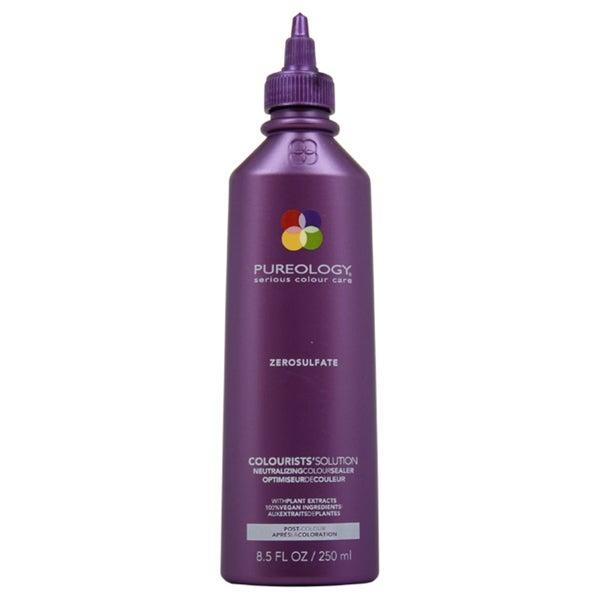 Pureology Zerosulfate Neutralizing 8.5-ounce Colour Sealer Treatment