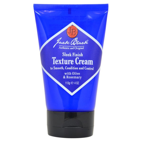 Jack Black Sleek Finish 4-ounce Texture Cream