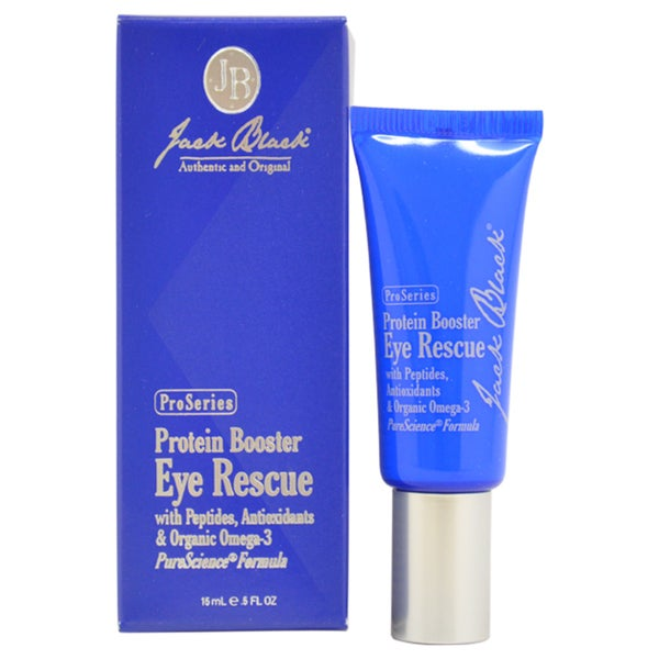 Jack Black Protein Booster Eye Rescue Treatment