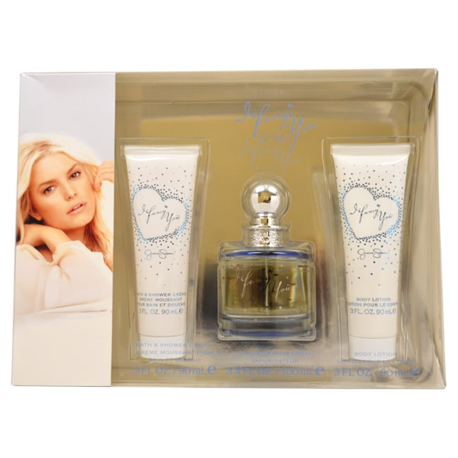 Jessica Simpson I Fancy You 3-piece Gift Set at Sears.com