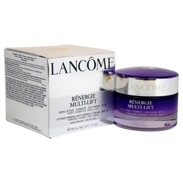 Lancome Renergie Multi-Lift Firming Lifting Anti-Wrinkle Cream