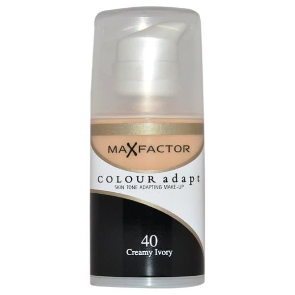 Max Factor Colour Adapt Skin Tone Adapting # 40 Creamy Ivory Makeup
