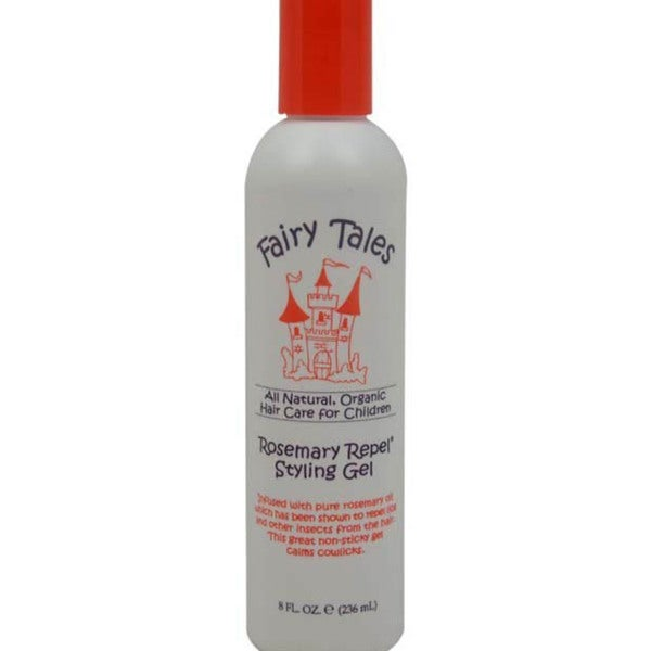 Fairy Tales for Kids Rosemary Repel 8-ounce Styling Gel