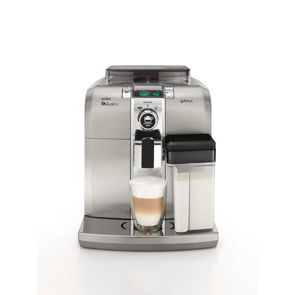 philips saeco syntia cappuccino and espresso machine. Black Bedroom Furniture Sets. Home Design Ideas