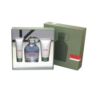 Hugo Boss Hugo Men's 3-piece Gift Set