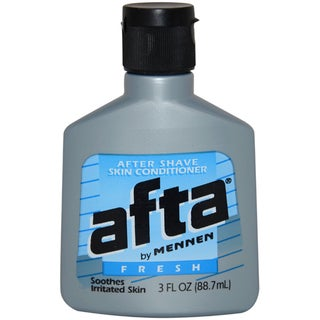 Mennen Afta Fresh Men's 3-ounce After Shave Conditioner