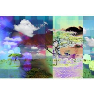 'Bright Lights' Art Print
