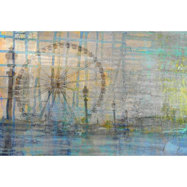 'Carousel' Art Print