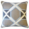 24 x 24-inch Blue Pass Throw Pillow